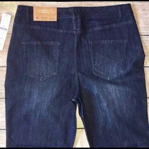 ColdWater Creek Classic fit bootcut jeans denim 10